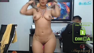 Amyhonney Goalshow big ass squirt