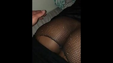 Big ass shaking for your pleasure